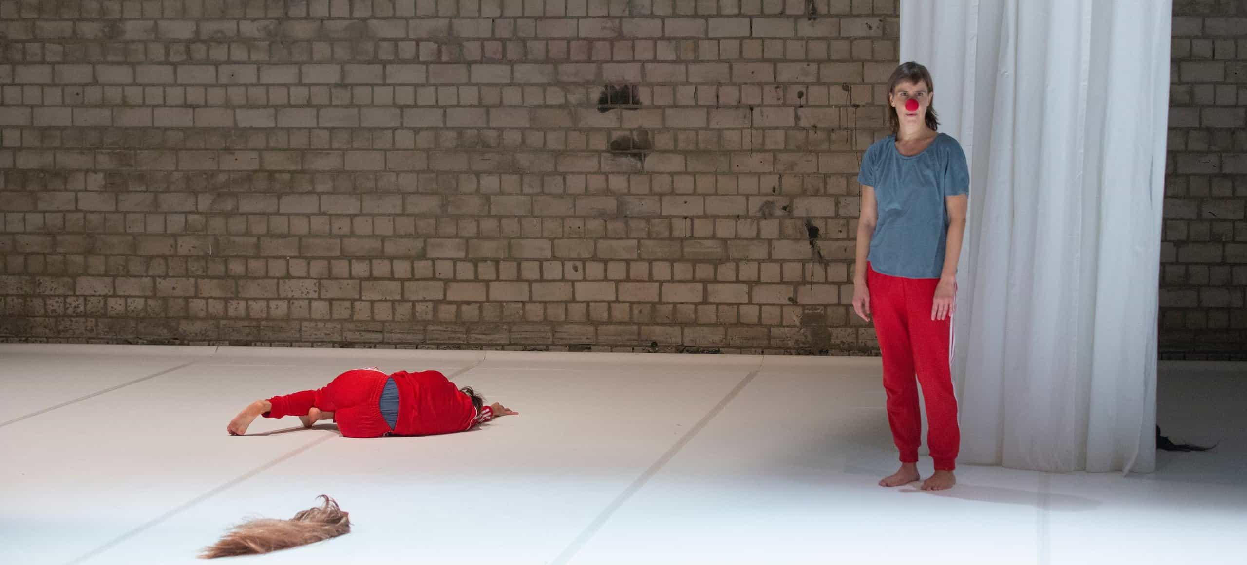 Für mich. Ein Tanzstück für Kinder und Jugendliche von der Choreographin Antje Pfundtner